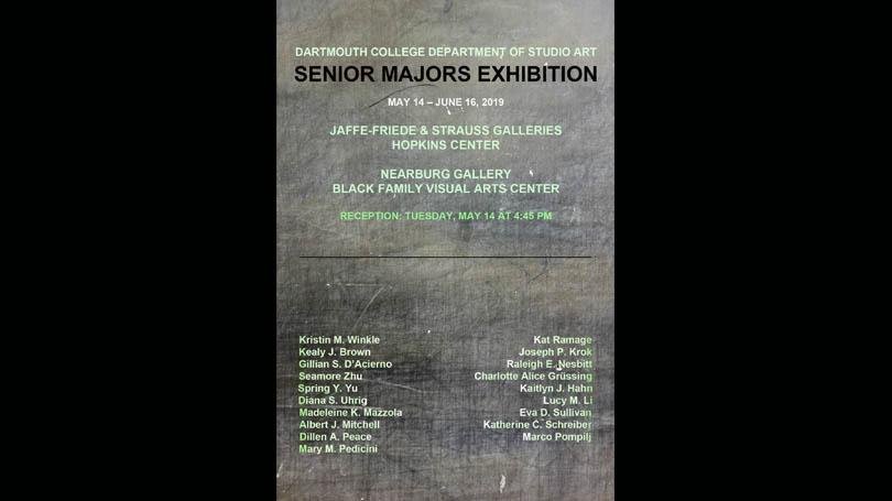 senior show